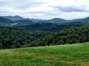 View from a moto ride 8.31.14
